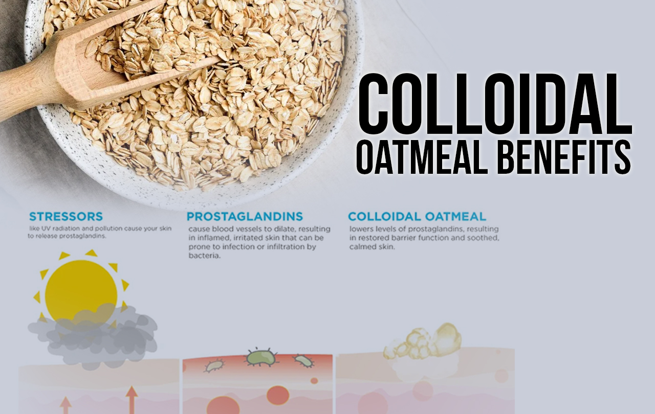 colloidal oatmeal bath