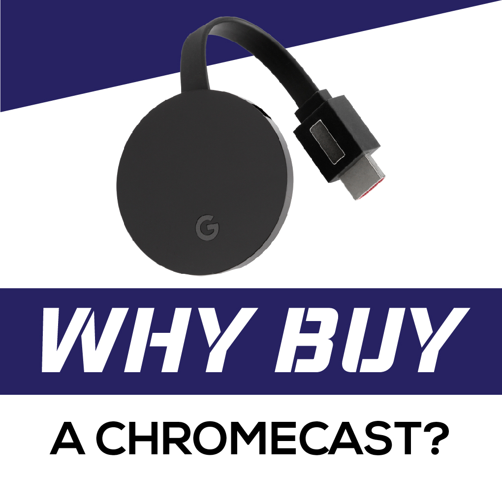 Chromecast Vs Ultra