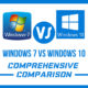 Windows 10 Vs 7